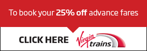 Virgin Trains discount